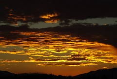 Sunset 3-6 (ron.photographer) Tags: sunset sky mojave californiacity