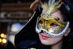 venezia 2011 (Riboli Alessandro) Tags: street woman donna strada gente via persone carnevale venezia colori viso maschere volto mascherato
