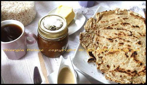 chapati o gallettes bretoni