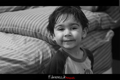 Night Time WillyD (F.Jimenez, Jr Photos) Tags: boy kid child son bedtime happysmile