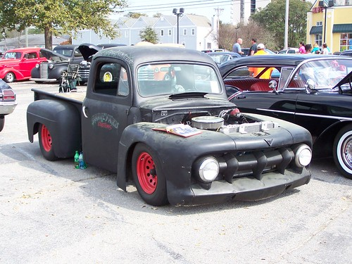 1951 Ford Rat Rod Truck Cars for sale