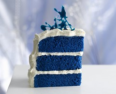 Royal Blue Velvet Cake Recipe (Betty Crocker Recipes) Tags: blue cake recipe dessert colorful weddingcake violet royal engagementring marshmallow frosting sapphire bettycrocker royalwedding layered generalmills royalblue cakerecipe partyideas williamandkate royalbluevelvetcakerecipe