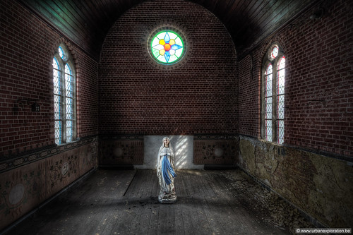 The Blessed Urbex Virgin