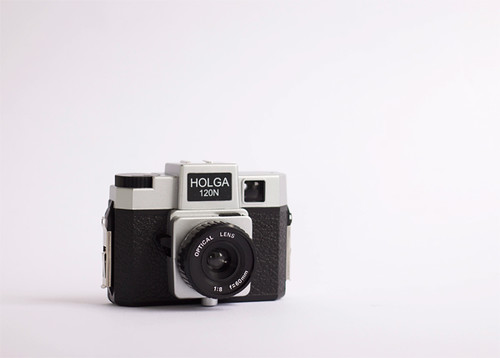 Holga on White