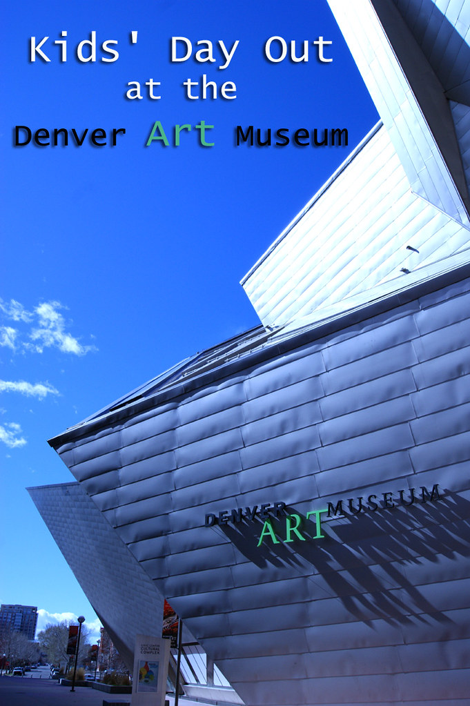 Kids' Day at Denver ARt Museum