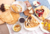 crepes (*_Carlo_*) Tags: food french table mixed mix crepe choice crepes assortment variation assorted gettyimagesfranceq1