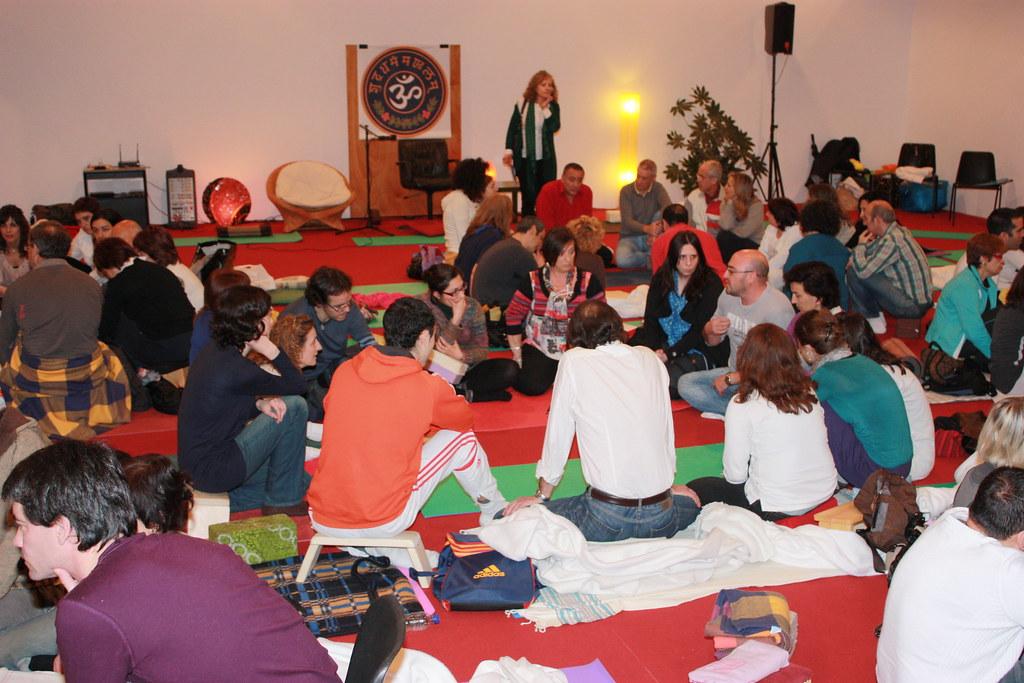XII Congreso de Yoga de Gijón 161