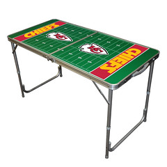 Kansas City Chiefs TailGate Table