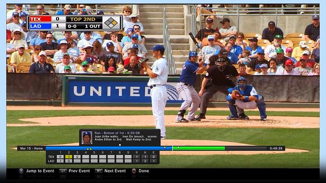 MLB tv 2.0