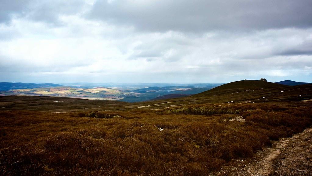 Aberdeenshire and Clachnaben