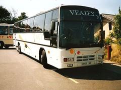 Veazey rider (quicksilver coaches) Tags: northampton dennis paramount pitsford javelin plaxton veazey winwick g863vay