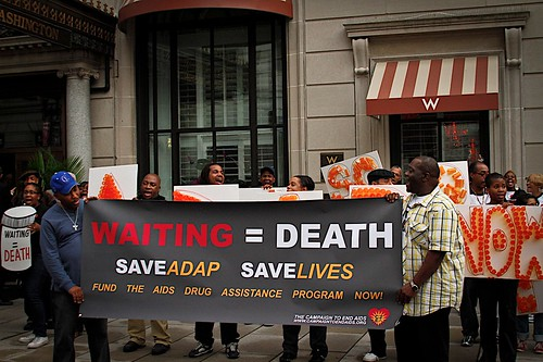 Save ADAP Washington, D.C.