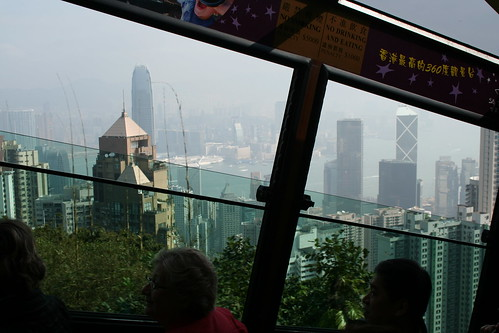 2011-02-26 - Hong Kong - The Peak - 04 - Heady view