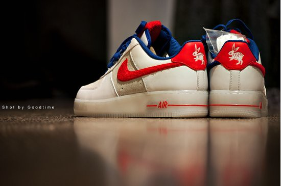 Nike Air Foce 1 - Year of the rabbit  My first AF1 !!! size 10.5