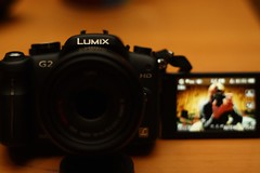 The LUMIX G2 & Yours Truly