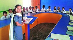 Students who have been shifted to relief camps would get the education in the nearby schools (Shiromani Akali Dal) Tags: punjab shiromaniakalidal sad