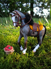 Grand Champion (flores272) Tags: grandchampion horse outdoors toys toy pony rockymountainpony