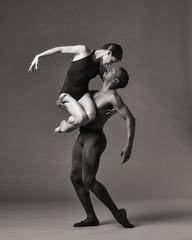 Karina and Rupert (Photography of Dance) Tags: houstonballet ballet dance ballerina blackandwhite nikond800 einstein pcb paulcbuff