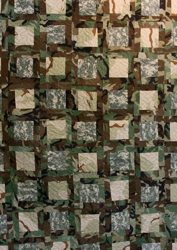 military memory quilt, custom memory quilt, army quilt, mamaka mills 2