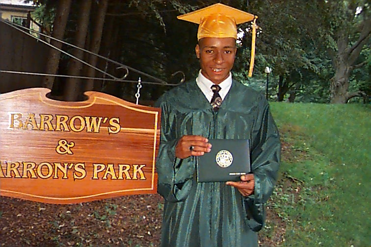 Barron Graduation 2000