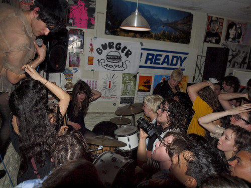 March 16y Hunx & His Punks @ Trailer Space, Burger Records (46)