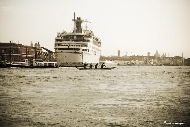 威尼斯傳統交通工具