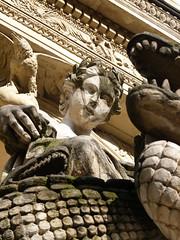 Evolution (Benophotos) Tags: paris france color photography photo photographie jardin fontaine couleur
