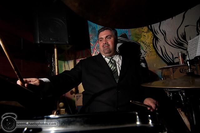 New Latin Jazz Group at El Camino 32311 © Michael Klayman-004