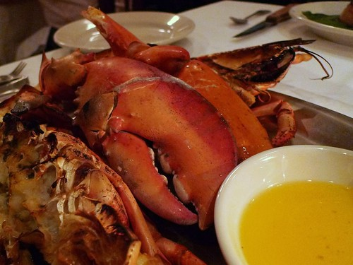 Three Pound Lobster