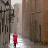 Rainy day in old and beautiful Ciutadella (B℮n) Tags: geotagged geo:lon=3838493 geo:lat=40002045 ciutadellademenorca menorca minorca balearic islands theoldandthebeautiful formercapital baroque gothic churches restoration city ciutadella harbor rain raining heavy water raincoat oldtown raindrops tapas mediterranean picturesque centre downtown pink rainyweather market lights architecture charming attractive port oldquarter theformercapital theheartoftown townwalls narrowlanes alley alleys whitewashedwalls picturesquenaturalport rainydays womensouterwear vellaibella spain streaming gutters geomenorca 200faves topf200 300faves topf300 day regionwide 400faves topf400 500faves topf500