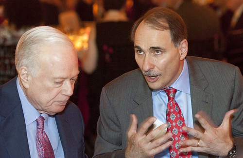 John Vogelstein and David Axelrod