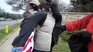 Anti-Torture Vigil - Week 42: Fight for the Flag
