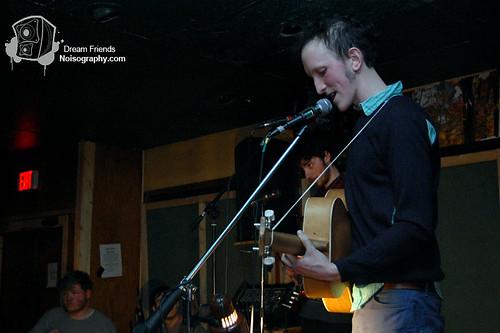 Dream Friends @ Gus' Pub March 20th 2011 - 02