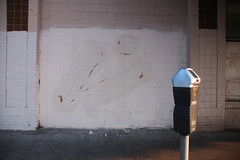 Buffed Figure 1 (LineLineDot) Tags: california street new city light urban white brick art fashion wall modern composition photography hope graffiti 1 design la losangeles los movement alley paint downtown angeles object kandinsky space wheatpaste paste wheat tag down icon dot minimal line canvas vandalism positive minimalism exploration attraction artnow suprematism linelinedot