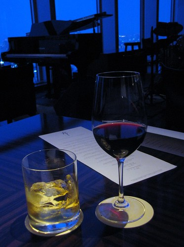 New York Bar at Park Hyatt Tokyo - Wine & Scotch