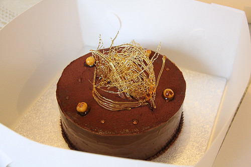 Chocolate Butterscotch Cake-12