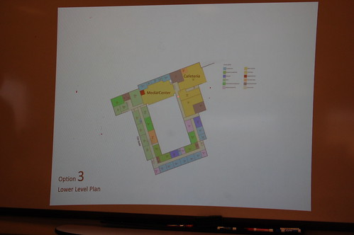 SchBldgComm: Option 3 - lower level