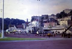 Cumberland Piazza, Hotwells 1966 (gasheadali) Tags: hotwells playground bristol bs8 cumberlandpiazza cumberlandbasin sylviacrowe urban park
