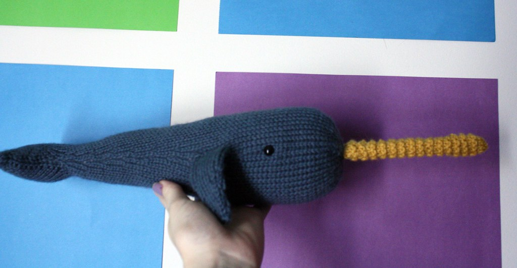 The Worlds Best Photos Of Knitting And Narwhal Flickr Hive Mind