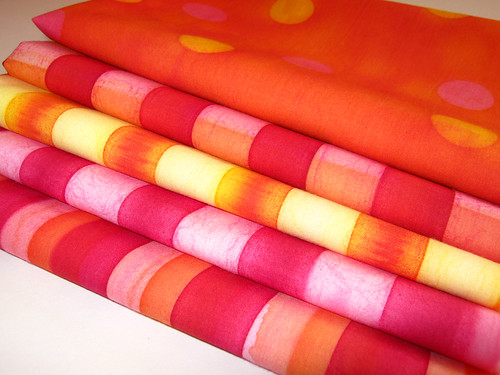 Fat Quarters by Quilt Routes