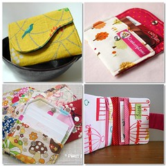 Mini Card Wallets Ideas (KMQuilts) Tags: fdsflickrtoys