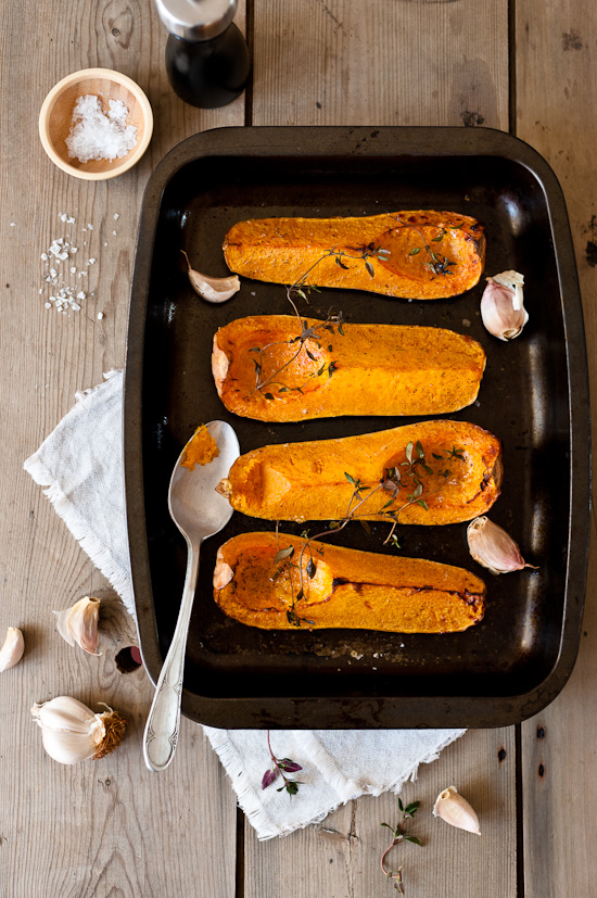 Roasted Butternut Squash
