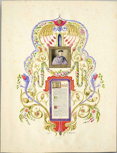006- L'album du moyen-âge 1836- Jean Midolle