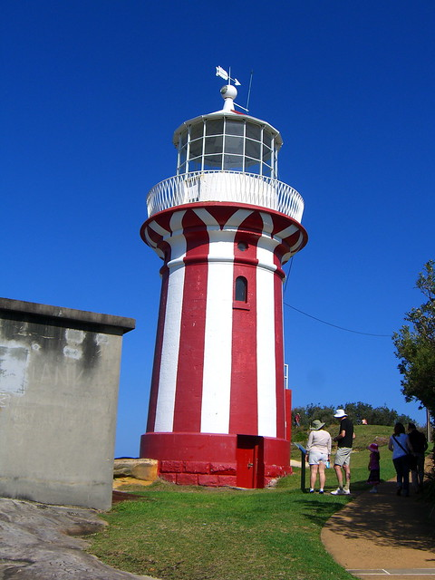 Lighthouse at South Head Sydney