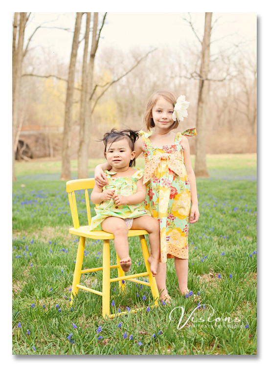 Yellow Stool Sisters BLOG