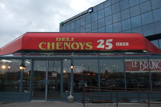 Deli Chenoys