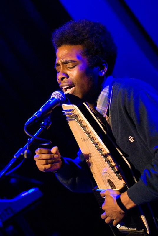 Marques Toliver @ Nottingham Glee Club 04/04/11