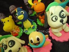 Docinhos modelados Discovery Kids (iara.noka ^.^) Tags: kids discover