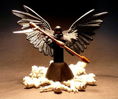 Angel of Death (Legoagogo) Tags: death wings lego chichester moc afol