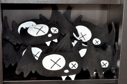 Dead Bat Plush - Hiding in a cave